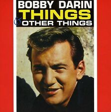 Bobby Darin - Things & Other Things [New CD]