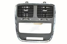 11-16 Dodge Grand Caravan Dash Center Climate Temperature Control w/ Air Vents