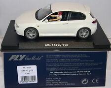 FLY 88105 A-743 SLOT CAR ALFA ROMEO 147 GTA STREET CAR WHITE MB