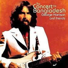 George Harrison The Concert For Bangladesh 2CD+36 Pgs Booklet [New]