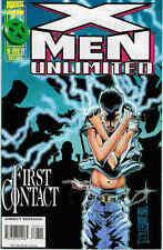 X-MEN unlimited # 8 (68 pages) (états-unis, 1995)