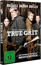 DVD TRUE GRIT # Coen-Brüder, Jeff Bridges, Matt Damon ++NEU