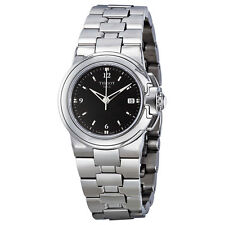 Tissot Sport-T Lady Quartz Black Dial Ladies Watch T0802101105700