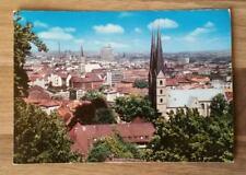 AK BIELEFELD - Blick auf die Stadt mit Alt - und Neustädter Kirche