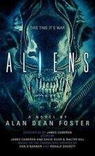 Aliens. The Official Movie Novelization by Foster, Alan Dean (Paperback book, 20