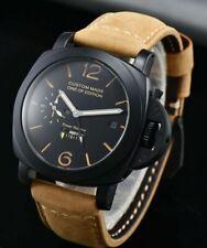 Reloj Hombre Marina Militare pam reloj 44mm gangreserve visualización Automatikuhr PVD