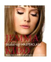 Jemma Kidd Make-Up Masterclass by Kidd, Jemma Hardback Book The Fast Free