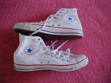 VINTAGE CONVERSE CHUCK TAYLOR ALL STAR HIGH TOP TENNIS SHOES SIZE 12 MADE IN USA