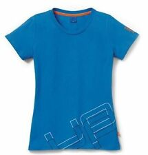 WOMENS VOLKSWAGEN UP! LARGE BLUE T SHIRT – GENUINE VW UP COLLECTION MERCHANDISE
