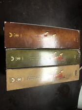 The Adventures of Young Indiana Jones DVD Complete Series Vol 1 2 3 (1-3)