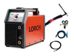 LORCH HandyTIG 200 AC/DC / Made in Germany / 3 Jahre Garantie