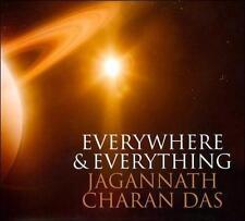 JAGANNATH CHARAN DAS - EVERYWHERE & EVERYTHING [DIGIPAK] NEW CD