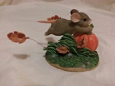 Charming Tails Autumn Breezes Signed 85/501 Signed Dean Griff(T11)