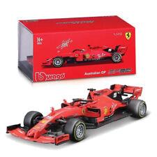 Sebastian Vettel Ferrari Sf90 #5 Australia GP F1 2019 With Display 1 43 Bburago