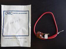 OMC Fuse Lead Johnson Evinrude 981849 OEM NOS