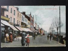 Essex SOUTHEND ON SEA The Marine Parade c1907 by The White Series