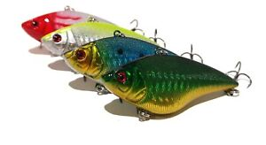2 savage gear 4 play aloses ready to fish 11cm o//pearl 22g sandre bass lures