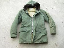 Vintage L.L. Bean 1970's TYPE B-9 Coat Jacket Winter Parka size: 38 Rare