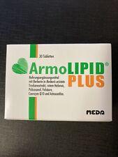 ArmoLIPID PLUS Nahrungsergänzungsmittel, 30 Tabletten - Box 11