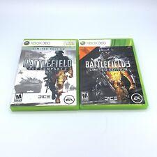 Battlefield: Bad Company 2 & Battlefield 3 Game Lot (Microsoft Xbox 360)