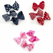 Unbranded Polyester Bow Hair Accessories for Girls