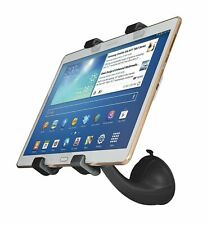 Trust Ziva Suction Holder for 7 - 11-Inch Tablets - Black