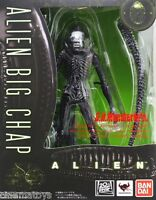Giger Alien Big Chap S.H.Monsterarts Figuarts Action Figure Bandai Tamashii