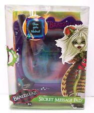 Bratz Bratzillaz Witches Secret Message Pad Magic Light Picture Frame NEW