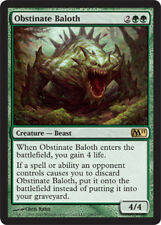 1x Obstinate Baloth NM-Mint, English Magic 2011 MTG Magic