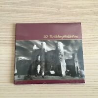 U2 _ The Unforgettable Fire _ CD Album digipak _ 2016 Italy NUOVO SIGILLATO
