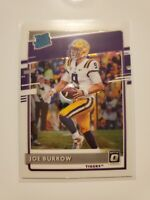 Joe Burrow 2020 Donruss Optic RATED Rookie #1 - LSU / Cincinnati Bengals RC