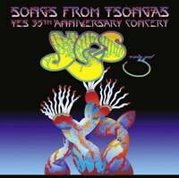 Yes - Songs From Tsongas NEW CD