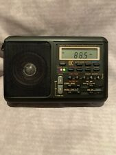 DAK Industries Shortwave Radio