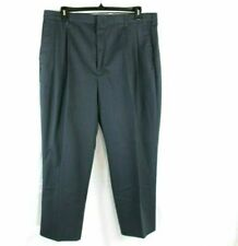 Red Kap Pleated Front Cotton Pant PC46NV 3837U PC46NV-38-37U Men