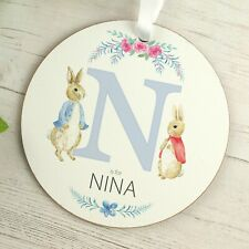 Christening present / Naming day gift / Christmas tree bauble / New baby gift
