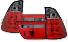 Juego de Pilotos Traseros BMW E53 / X5 Rojo / Ahumado