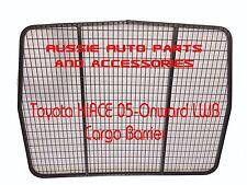 OEM Genuine Style Cargo Barrier Fitting for TOYOTA HIACE LWB 2005> Cargo Barrier