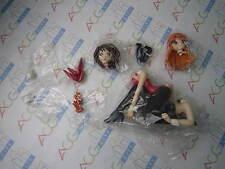 Anime The Melancholy of Haruhi Suzumiya & Mikuru Bunny Ver. Figure USED JUNK