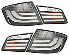 LED Clear Tail Light Rear Lamp FULL SET Fits BMW 5 Series F10 Sedan 2009-2013