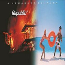 New Order - Republic - New Vinyl LP + MP3 - 2015 Remaster