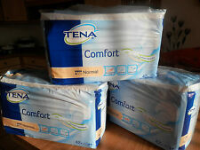 TENA Comfort incontinence pads  - Three packs each containing 42 pads = 126 pads