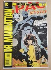 Before Watchmen Dr Manhattan #2 DC Comic 2012  Adam Hughes NM