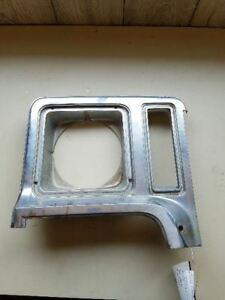 Driver Headlight Door/Cover Fits 79-80 BLAZER/JIMMY (full size) GM 14001391