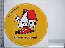 Pegatina Sticker Haufe grupo editorial-viven más inteligente (5522)