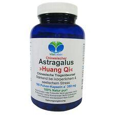Astragalus, chinesische Tragantwurzel, 180 Kapseln a 350mg, #25671