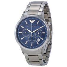 AR2448 Emporio Armani  Men's  Watch Chronograph Stainless Steel Quartz