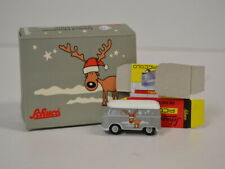 10 ) Schuco Piccolo 0188 - VW T1  Limited Edition Christmas 2008 - 1:90