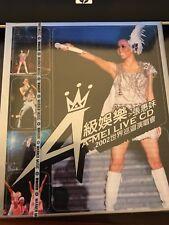New A-mei ChangWorld Tour Live CD 張惠妹 2002 A級娛樂世界巡迴演唱會