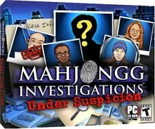 Mahjongg Investigations PC Games Windows 10 8 7 XP Computer puzzle mystery