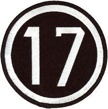 "USAF 17th SPECIAL OPERATIONS SQUADRON ""17"" PATCH"